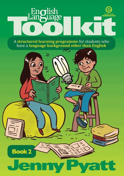 English Language Toolkit Bk 2 Cover