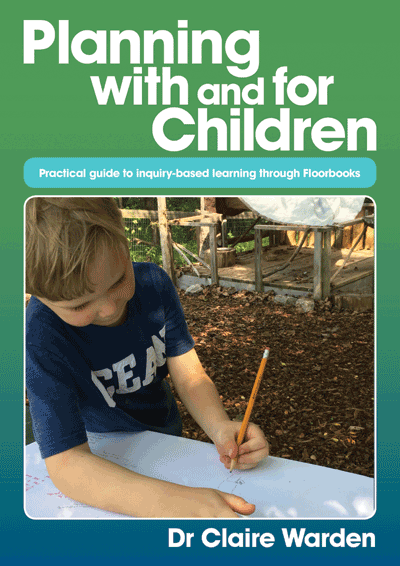 Planning with and for Children Cover