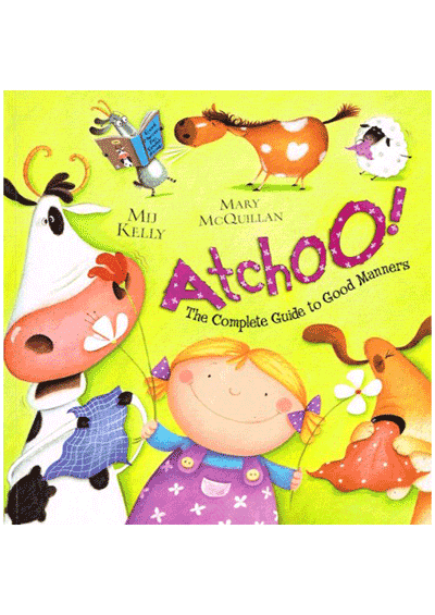 Atchoo Cover