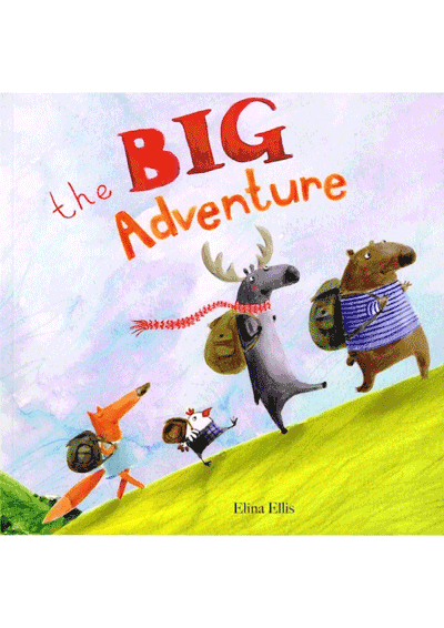 The Big Adventure Cover