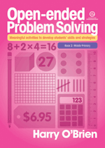 Open-ended Problem Solving: Bk 2 Middle Primary