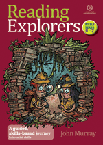 Reading Explorers Bk 3 Yrs 6-7