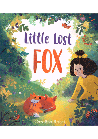 Little Lost Fox Cover