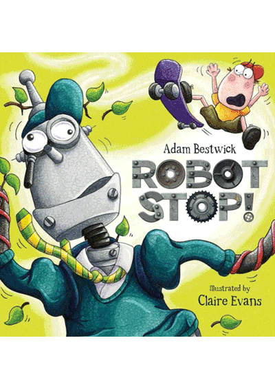 Robot Stop Cover