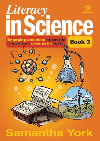 Literacy in Science Bk 3 Chemistry Cover