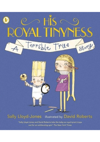 His Royal Tinyness Cover
