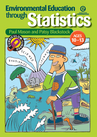 Environmental Education through Statistics (Upper) Cover