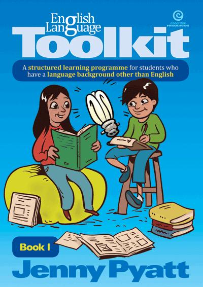 English Language Toolkit Bk 1 Cover