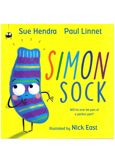 Simon Sock Cover