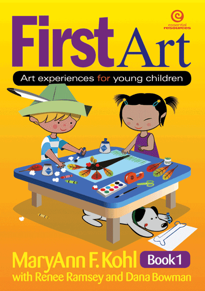 First Art Bk 1 Cover