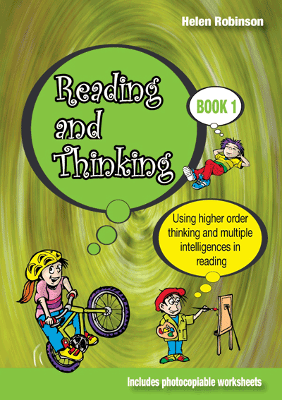 Reading, Thinking: Book 1 Cover