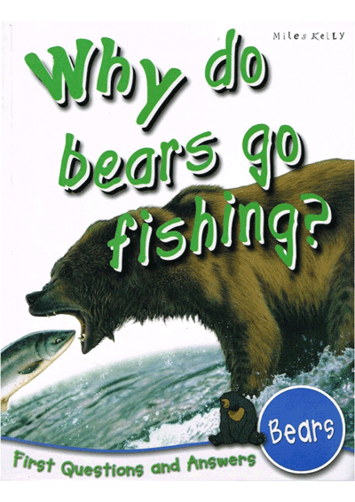 Why do bears go fishing? Cover