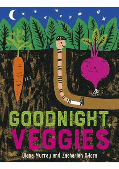Goodnight, Veggies Cover