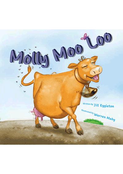 Molly Moo Loo Cover