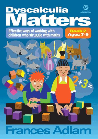 Dyscalculia Matters Bk 2 Ages 7-9 Cover