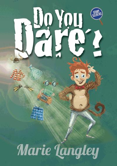 Do You Dare? Cover