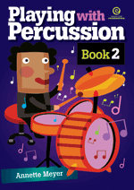 Playing with Percussion Bk 2