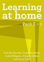 Learning at Home: Pack E – 1