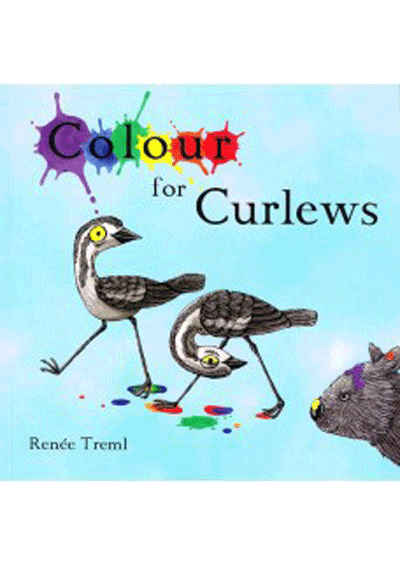 Colour for Curlews Cover