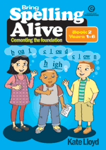 Bring Spelling Alive Bk 2 Yrs 1-6