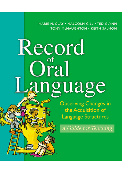 Record of Oral Language Cover