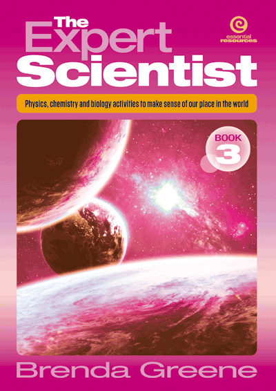 The Expert Scientist Bk 3 Cover