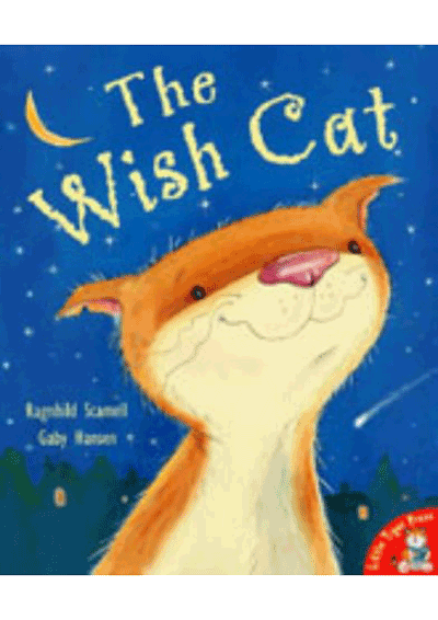 The Wish Cat Cover