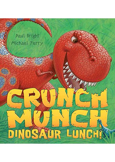 Crunch Munch Dinosaur Lunch Cover
