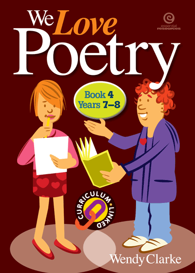 We Love Poetry Bk 4 Yrs 7-8 Cover