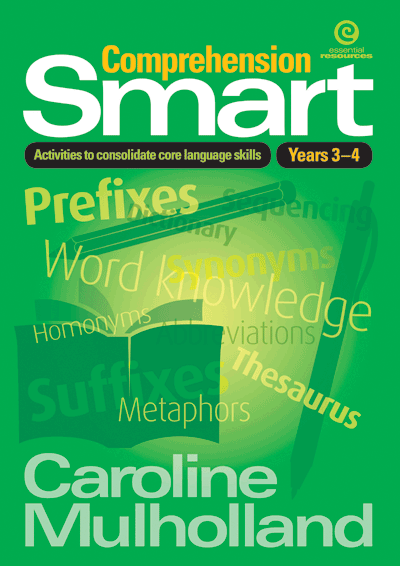 Comprehension Smart for Yrs 3-4 Cover