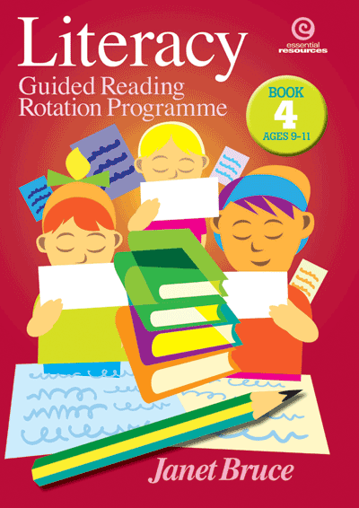 Literacy: Guided Reading Programme Bk 4 Cover