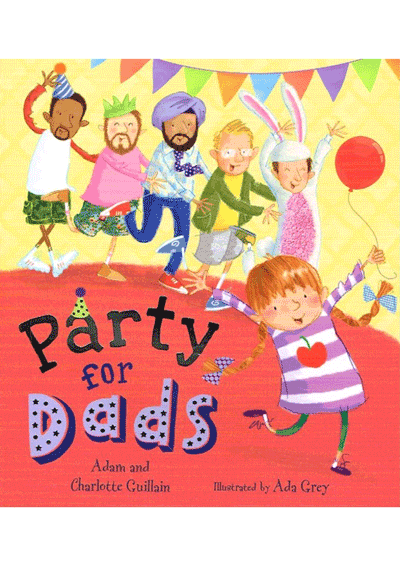 Party For Dads Cover