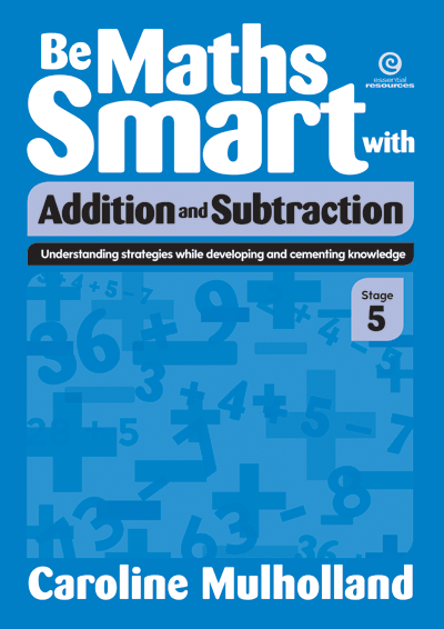 Be Maths Smart with Addition and Subtraction, Stage 5 Cover