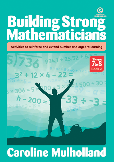 Building Strong Mathematicians Bk 2 Cover