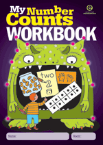 My Number Counts Workbook