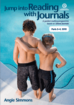 Jump into Reading with Journals Pt3-4, 2010