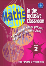 Maths in the Inclusive Classroom: Book 2