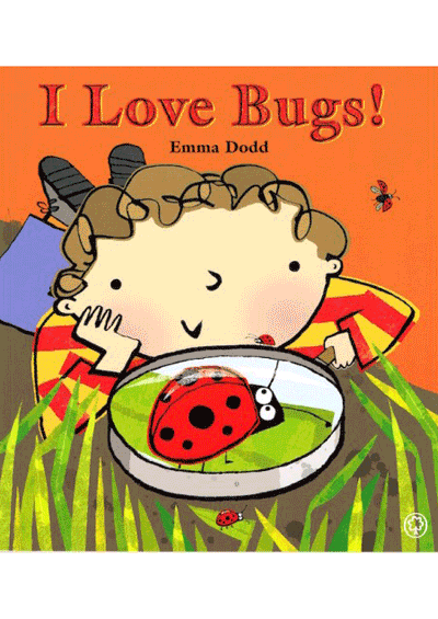 I Love Bugs Cover
