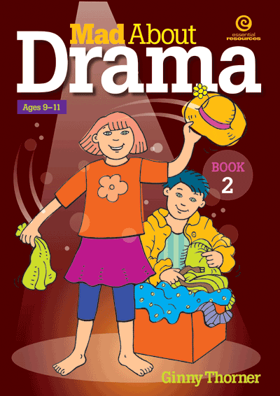 Mad About Drama: Bk 2 Cover