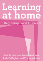 Learning at Home – Beginning Level 1: Pack 2