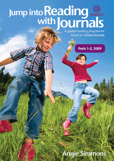 Jump into Reading with Journals (Parts 1-2), 2009 Cover