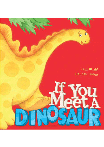 If You Meet a Dinosaur Cover