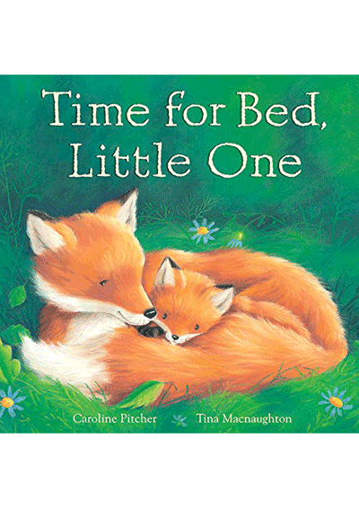 Time for Bed, Little One Cover