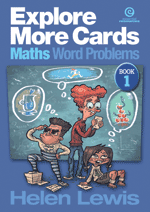Explore More Cards - Maths Word Problems Yrs 4-5