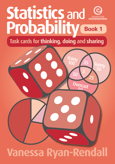 Statistics and Probability Bk 1 Yrs 3-4 Cover