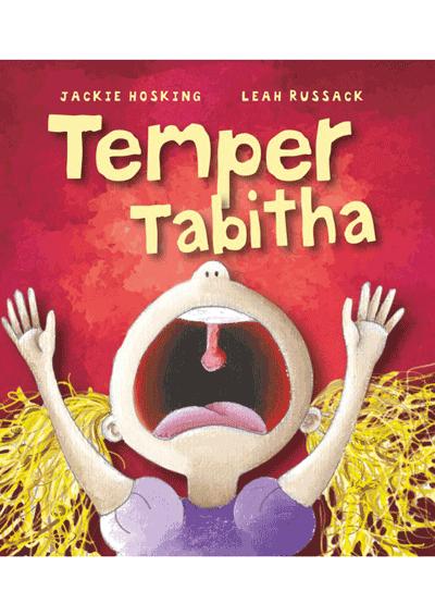 Temper Tabitha Cover