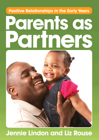 Parents as Partners Cover