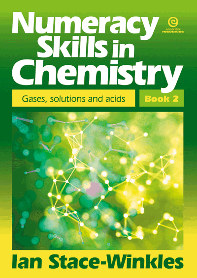 Numeracy in Chemistry - Book 2 Cover
