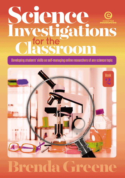 Science Investigations for the Classroom - Bk 2 Cover