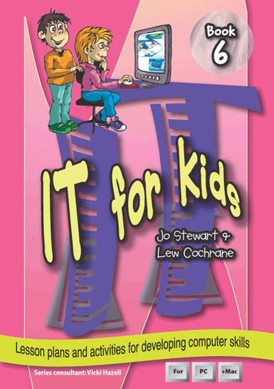 IT for Kids: Book 6 Cover